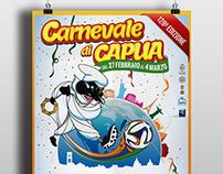 Carnevale di Capua 2014 - Poster