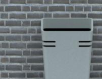 Papelera Urbana (Urban Bin)
