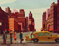 Confessions of a New York Taxi Driver - Mr. Porter