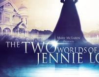 Two Worlds of Jennie Logan Key Art Exploration