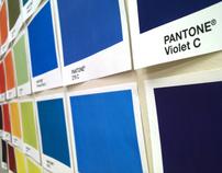 Pantone Wall