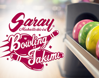 Saray Muhallebicisi Bowling Team Badge