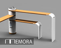 Memora - Water Cooler Bench