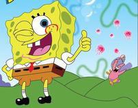 Spongebob Book Cover