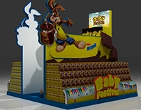 Nesquik Floor Display Activation