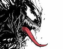 Venom: The Sloppy Symbiote