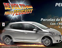 Campanha Peugeot Chanson