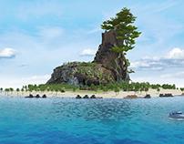 Shoe Island