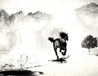 Singtel Horse | E-Greeting | 2014
