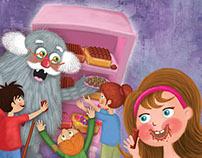 Monsters Family -Nalan Aktaş Sönmez - ErNa Yayınları