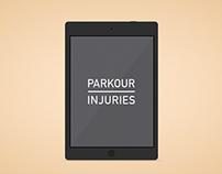 Parkour Injuries