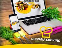 Nirvana Cooking Mockup Set