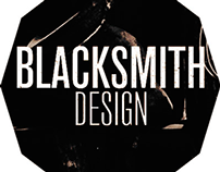 Blacksmith Design (IDENTIDADE VISUAL)