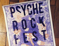 PSYCHE ROCK FEST