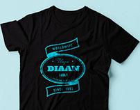 T Shirt Design Mockup