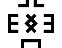 Taipeiology, custom type design and book cover design