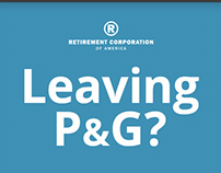 """Leaving P&G?"" Campaign"