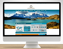 Site de voyages - Travel website