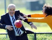 Legendary Moments with Leigh Matthews