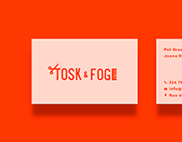 Took & Foge - Brand Identity