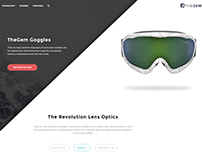 Product Landing Page - WP