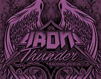 Iron Thunder Saloon & Grill Bike Night Fall