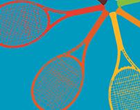 Tennis Challenger XIII | Poster Design