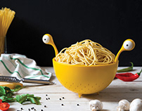 Spaghetti Monster \ Colander