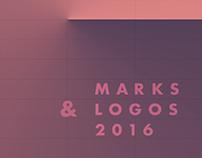 MARKS & LOGOS 2016