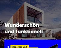 Webdesign & Branding PEGO Fenster GmbH