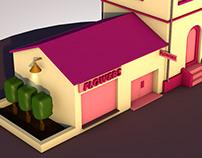 "Purple House ""Practice Project """