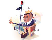 The Authority (illustration)