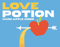 'Love Potion' Hard Cider