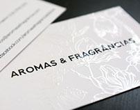 Aromas e Fragrâncias