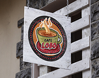 Logo: Cafe Lobo