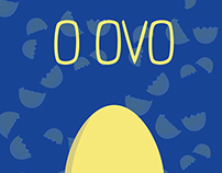 Redesign Livro O Ovo | Children's book Redesign
