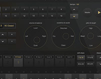Thumpr iOS Drum Machine