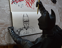 A Day in the Life of Batman