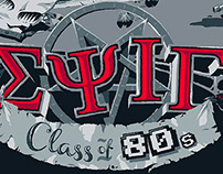 EVIL - Class on 80s