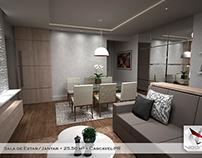 Apartamento M. e M.