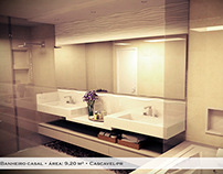 Banheiro Suíte V.G.