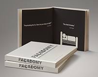 Facadomy - Book cover and Graphics