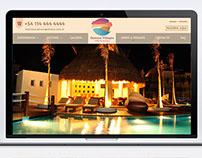 Diseño web para hotelería