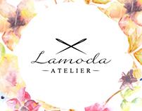 Lamoda Atelier | logo design