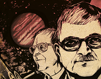 Arkady and Boris Strugatsky