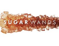 Sugar Wands Corporate Identity