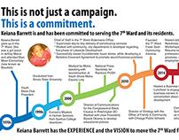 Political Campaign Piece