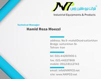 Niroo Machine Pars Company
