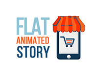 Flat Animated Story