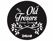 Old Tresors Boutique Branding